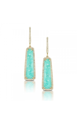 Doves by Doron Paloma Amazonite Earring E5517AZ product image