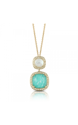 Doves By Doron Paloma Amazonite Necklace P6836AZMP product image