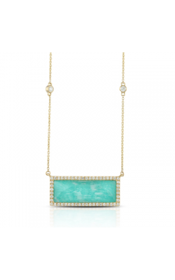 Doves By Doron Paloma Amazonite Necklace N6798AZ product image