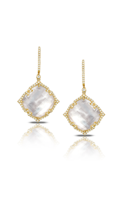 Doves by Doron Paloma White Orchid Earrings E6618WMP product image