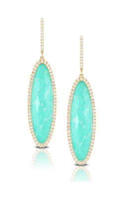 Doves By Doron Paloma Amazonite Earring E5710AZ product image