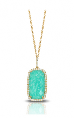 Doves By Doron Paloma Amazonite Necklace P7155AZ product image