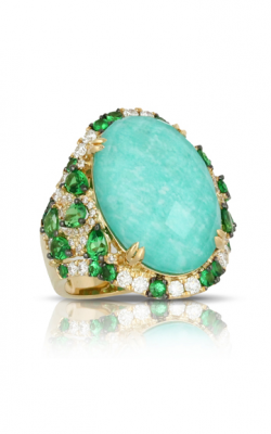 Doves by Doron Paloma Amazonite Fashion ring R7452AZT product image