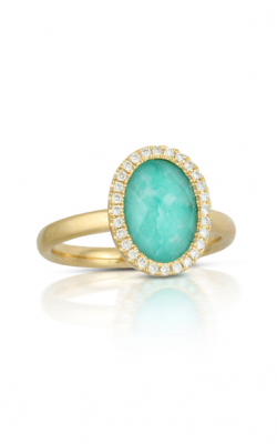 Doves by Doron Paloma Amazonite Fashion ring R7294AZ product image