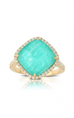 Doves by Doron Paloma Amazonite Fashion ring R6119AZ product image