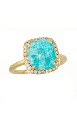 Doves By Doron Paloma Amazonite Fashion Ring R3780AZ-1 product image