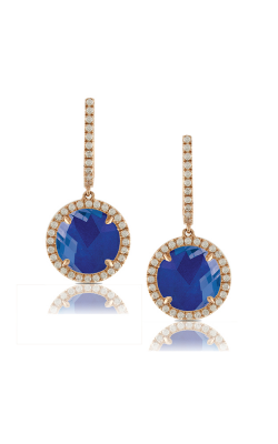 Doves by Doron Paloma Royal Lapis Earrings E6238LP product image
