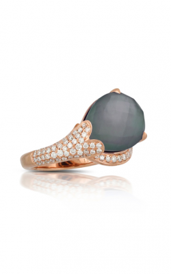 Doves By Doron Paloma Haute Hematite Fashion Ring R6826HM product image