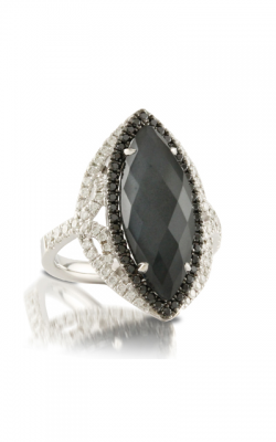 Doves By Doron Paloma Haute Hematite Fashion Ring R6268BHM product image