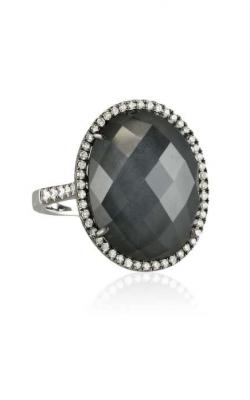 Doves by Doron Paloma Haute Hematite Fashion ring R5916HM product image