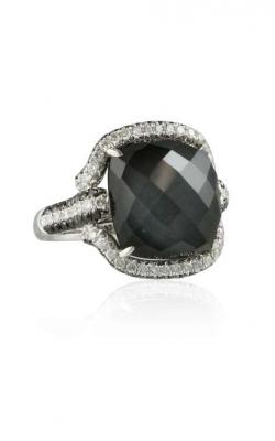 Doves by Doron Paloma Haute Hematite Fashion ring R5873BHM product image