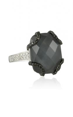 Doves by Doron Paloma Haute Hematite Fashion ring R5861BHM product image