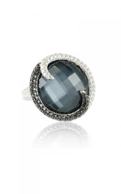 Doves by Doron Paloma Haute Hematite Fashion ring R5712HM product image