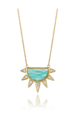 Doves By Doron Paloma Amazon Breeze Necklace N7857AZ product image