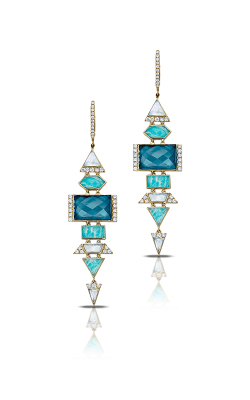 Doves by Doron Paloma Amazon Breeze Earring E8314AZLMP product image