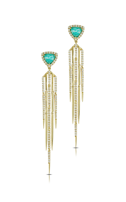 Doves By Doron Paloma Amazon Breeze Earring E8273AZ product image