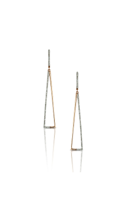 Doves By Doron Paloma Diamond Fashion Earrings E7516-C product image
