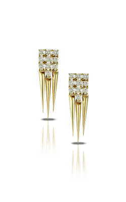 Doves By Doron Paloma Diamond Fashion Earrings E8215 product image
