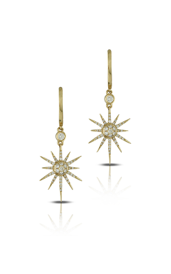 Doves By Doron Paloma Diamond Fashion Earrings E8245-1 product image