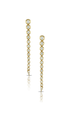Doves By Doron Paloma Diamond Fashion Earrings E8070-1 product image