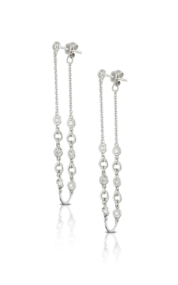 Doves By Doron Paloma Diamond Fashion Earrings E7095 product image