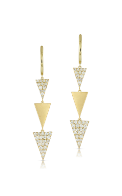 Doves By Doron Paloma Diamond Fashion Earrings E7818-1 product image