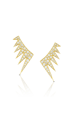 Doves By Doron Paloma Diamond Fashion Earrings E7744 product image