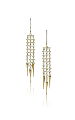 Doves By Doron Paloma Diamond Fashion Earrings E8238 product image
