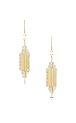 Doves By Doron Paloma Diamond Fashion Earrings E8592 product image