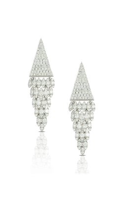 Doves By Doron Paloma Diamond Fashion Earrings E7539 product image
