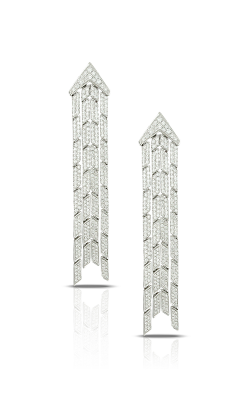 Doves By Doron Paloma Diamond Fashion Earrings E7531 product image