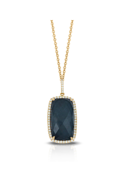 Doves By Doron Paloma Midnight Ocean Necklace P7155BTHM product image