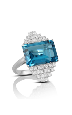 Doves by Doron Paloma London Blue Fashion ring R8694LBT product image