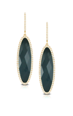 Doves By Doron Paloma Midnight Ocean Earrings E5710BTHM product image