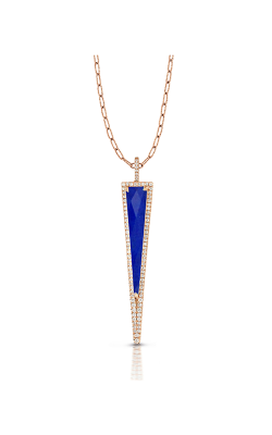 Doves by Doron Paloma Royal Lapis Necklace P7350LP product image