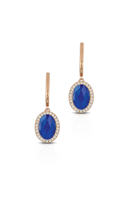 Doves By Doron Paloma Royal Lapis Earrings E7294LP product image