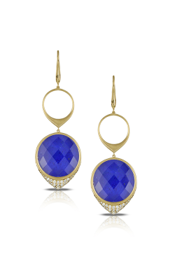 Doves by Doron Paloma Royal Lapis Earrings E8304LP product image