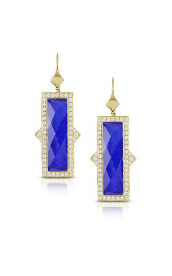 Doves By Doron Paloma Royal Lapis Earring E8305LP-1 product image