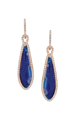 Doves by Doron Paloma Royal Lapis Earring E5917LP product image