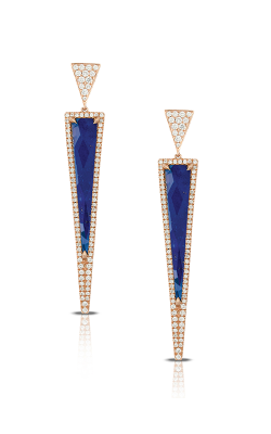 Doves by Doron Paloma Royal Lapis Earrings E7350LP product image