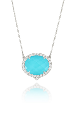 Doves By Doron Paloma St. Baths Blue Necklace N6232TQ product image