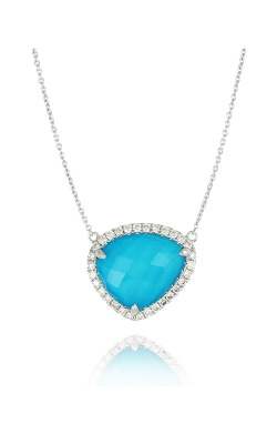 Doves By Doron Paloma St. Baths Blue Necklace N7746TQ product image