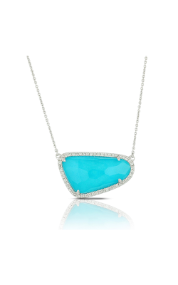 Doves By Doron Paloma St. Baths Blue Necklace N7289TQ product image
