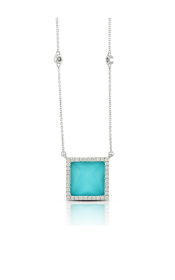 Doves by Doron Paloma St. Baths Blue Necklace N6796TQ product image