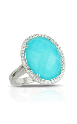 Doves By Doron Paloma St. Barths Blue Fashion Ring R7286TQ product image