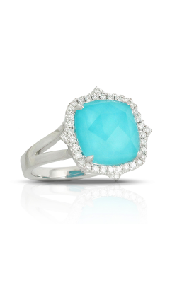 Doves By Doron Paloma St. Barths Blue Fashion Ring R7441TQ product image