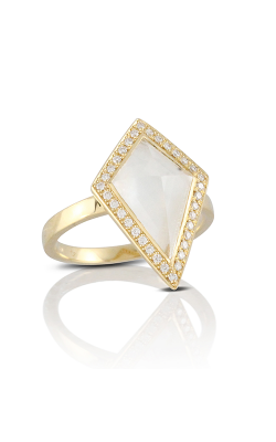 Doves By Doron Paloma White Orchid Fashion Ring R8576WMP product image