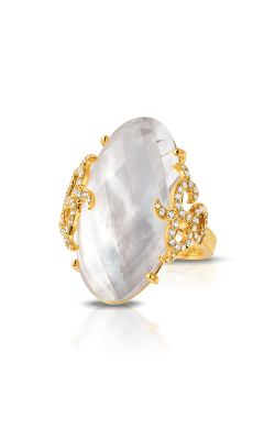 Doves By Doron Paloma White Orchid Fashion Ring R7187WMP product image