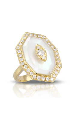 Doves By Doron Paloma White Orchid Fashion Ring R8724WMP product image