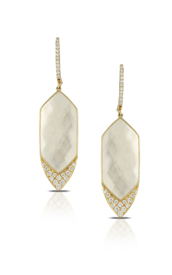 Doves By Doron Paloma White Orchid Earrings E8041WMP product image